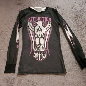 Affliction reversible thermal